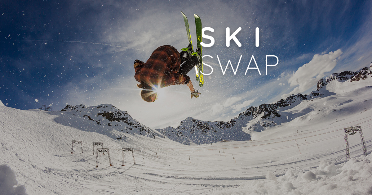 Swap, Sell, Save, and Ski