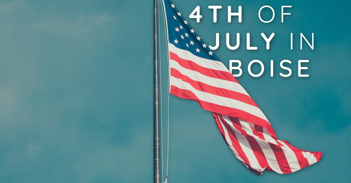 4th of July in Boise