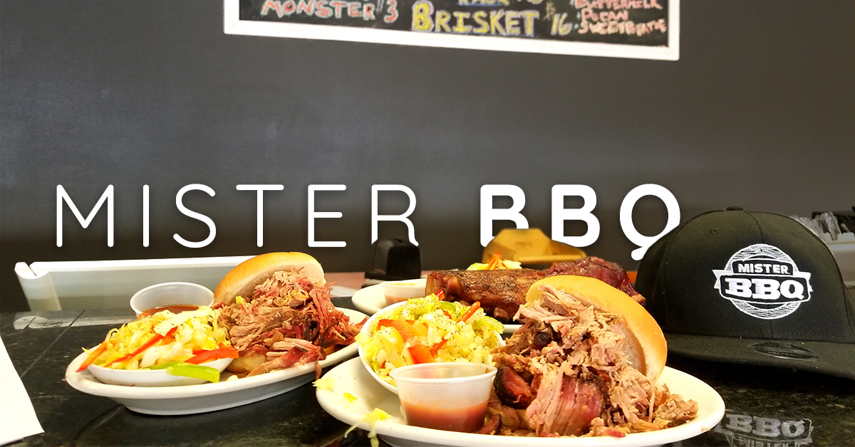 Mister BBQ - Boise's Newest BBQ Joint