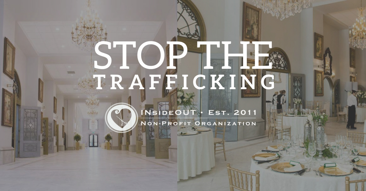 Stop The Trafficking - InsideOut Non-Profit Semi-Formal