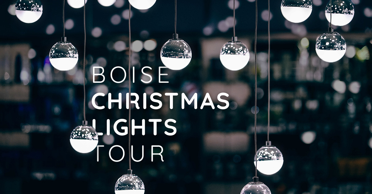 Boise Christmas Lights Tour