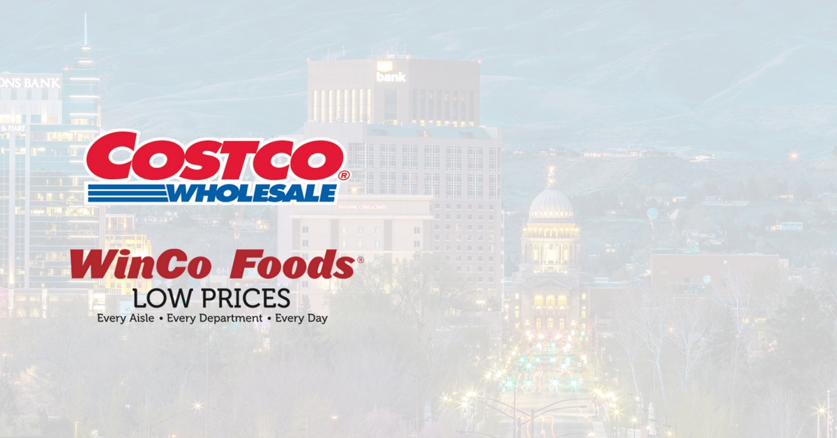 New Winco and Costco Coming to Meridian
