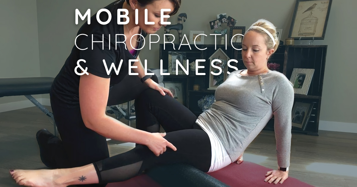 Mobile Chiropractic and Wellness | A Service of Good Health & Convenience