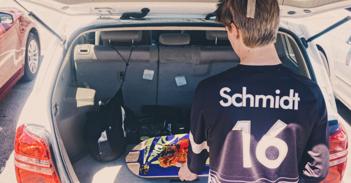 An Interview with Parker Schmidt - Boise's 18-Year-Old Professional Longboarder