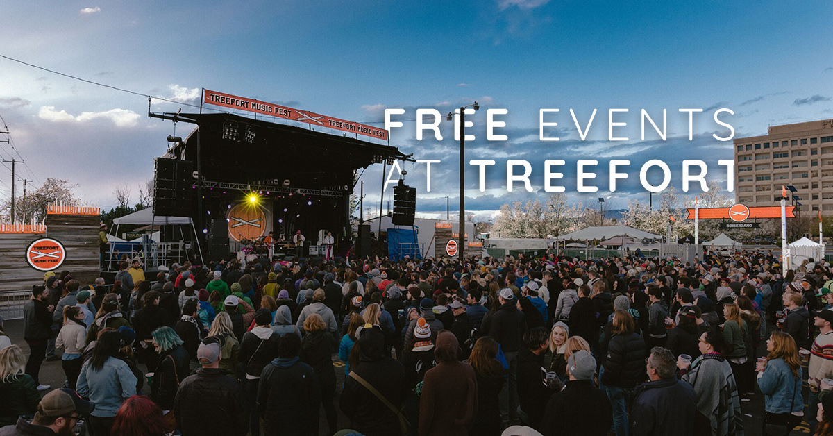 Free Events at Treefort