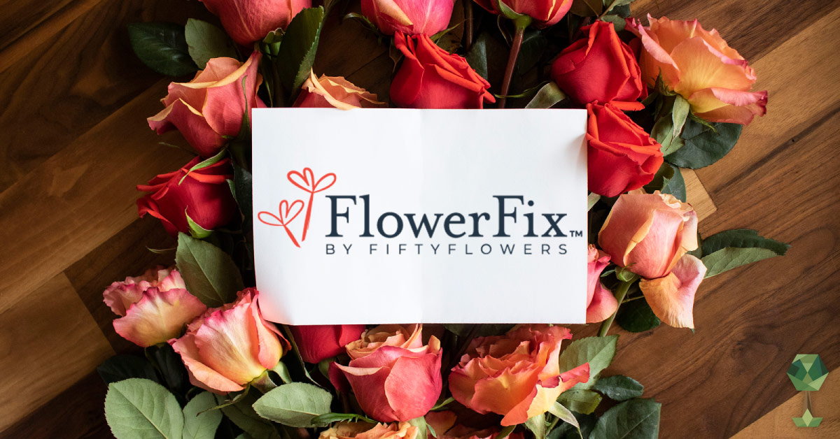 FlowerFix by FiftyFlowers Delivers Happiness In Every Bouquet
