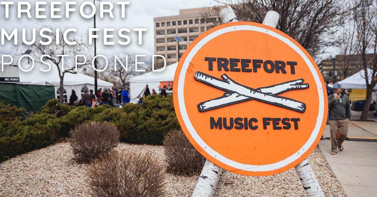 Treefort Music Fest Postponed