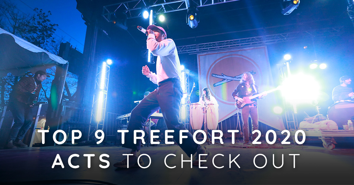 Top 9 Treefort 2020 Acts to Check Out