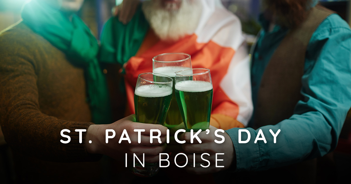 St. Patrick's Day in Boise