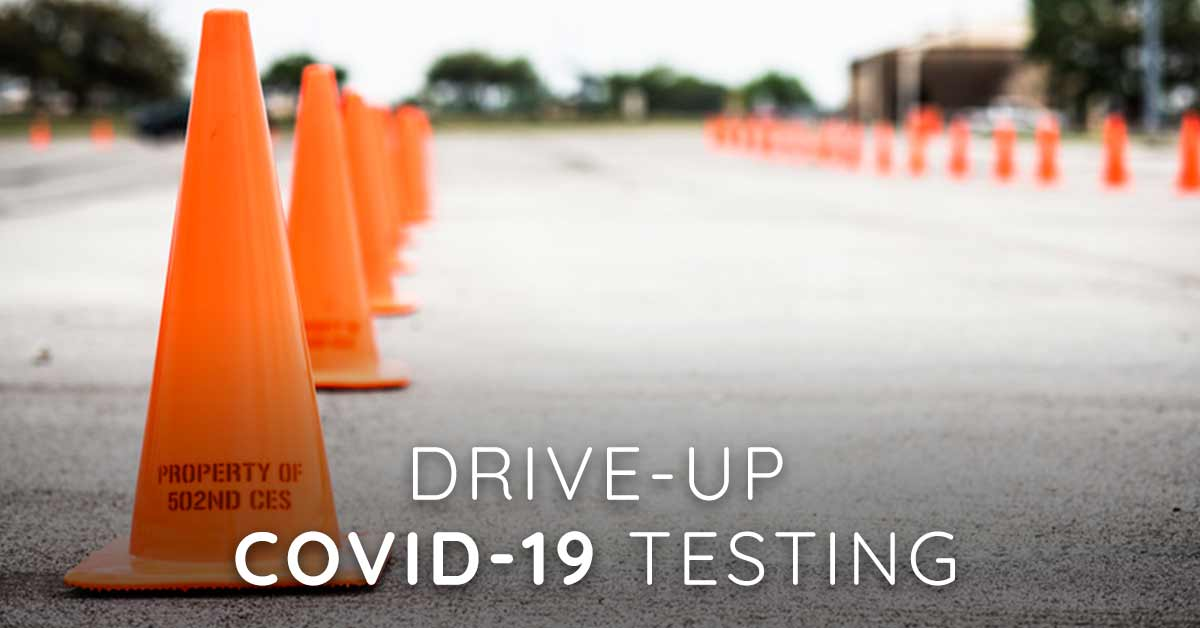 UPDATED! Where to Find Drive-Up COVID-19 Testing in the Treasure Valley