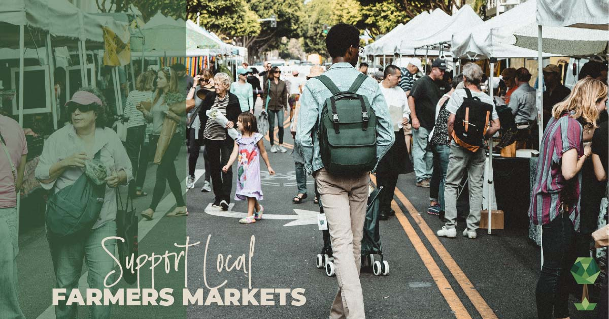 How You Can Continue Supporting Our Local Treasure Valley Farmers Markets