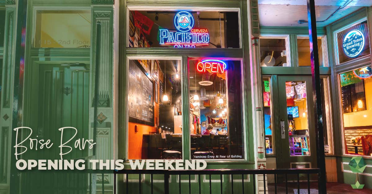 Are You Ready To Visit Boise Bars This Weekend?