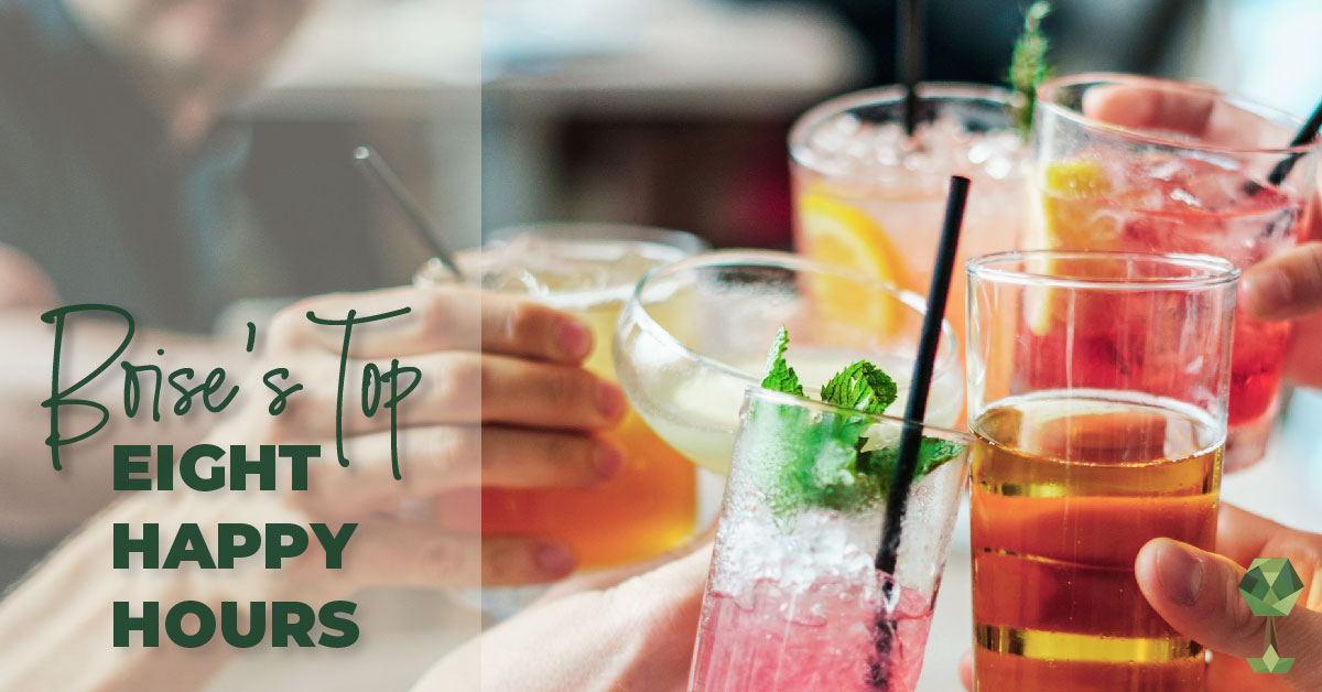 Top 8 Happy Hours in Boise