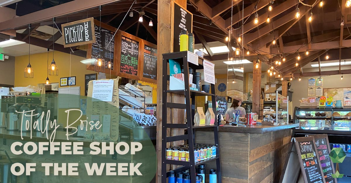 Totally Boise's Coffee Pick of the Week: Awakenings Coffee House