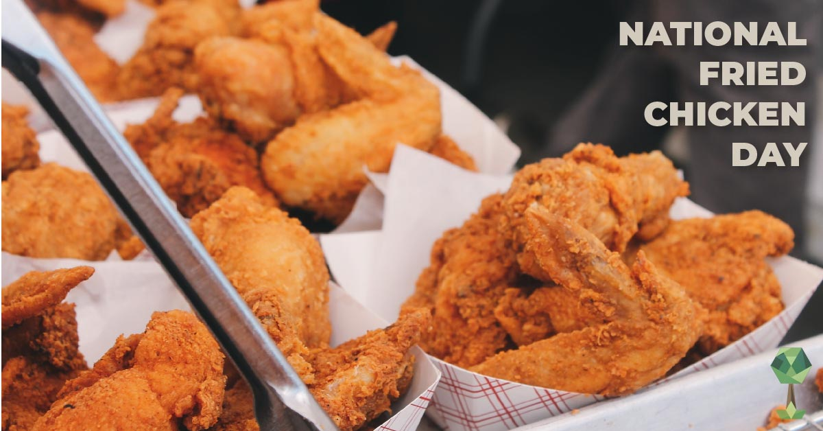 Celebrate National Fried Chicken Day at these Boise's Restaurants