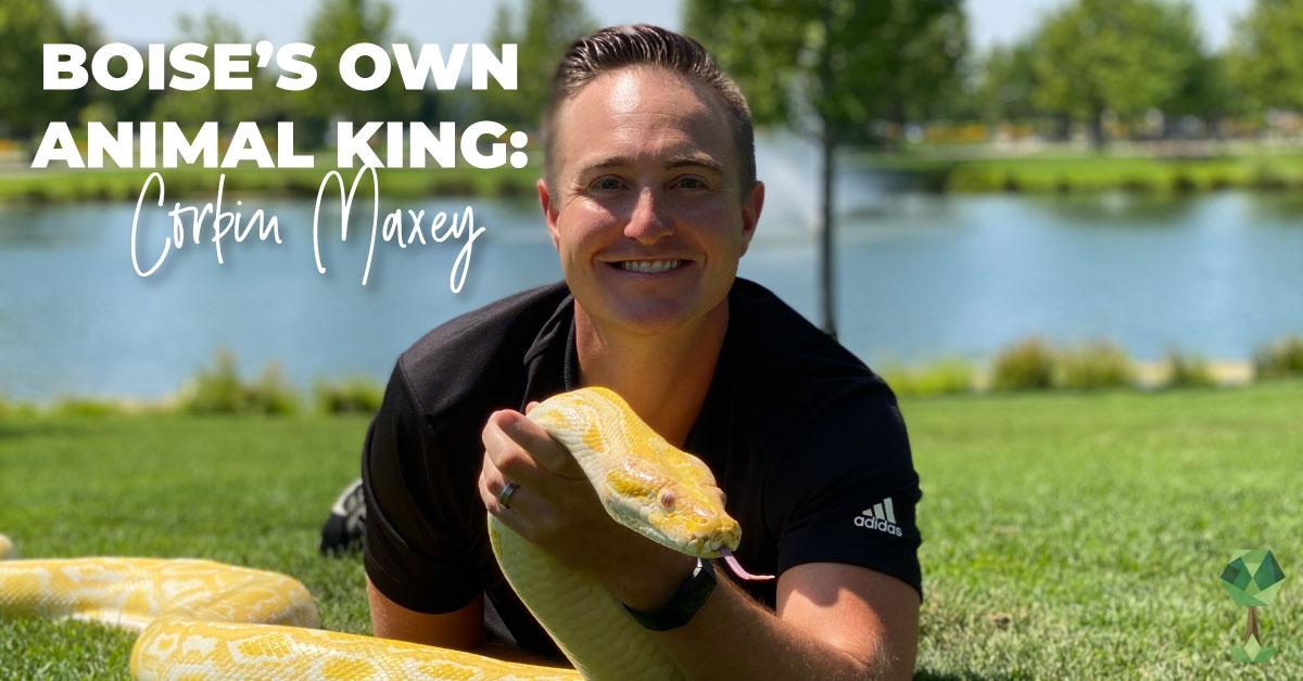 Boise's Own Animal King: Corbin Maxey