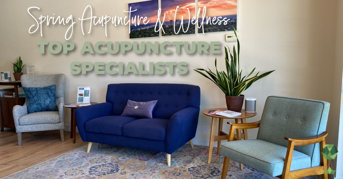 Boise's Top Sports Acupuncture Specialists, Spring Acupuncture & Wellness