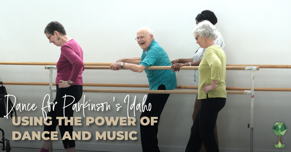 Dance for Parkinson's Idaho: Using the Power of Dance & Music