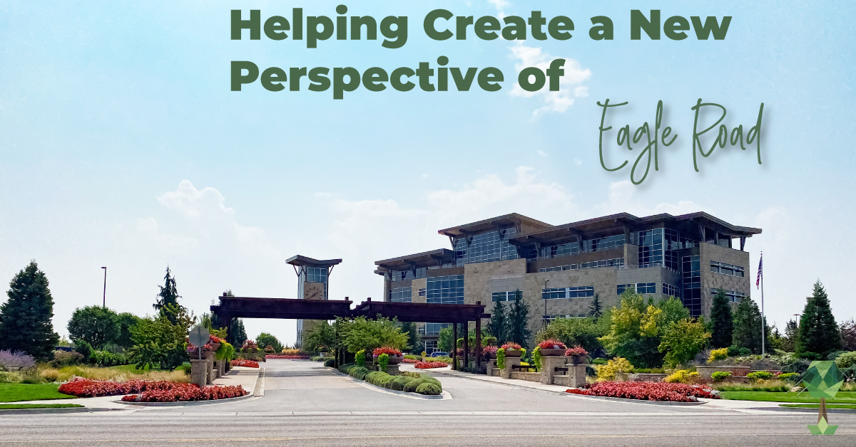 Helping Create a New Perspective of Eagle Road