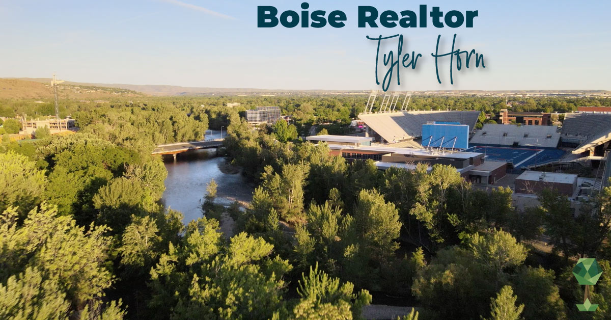 A Boise Realtor Who Doesn't Just Sell Homes; He is a Part of the Community