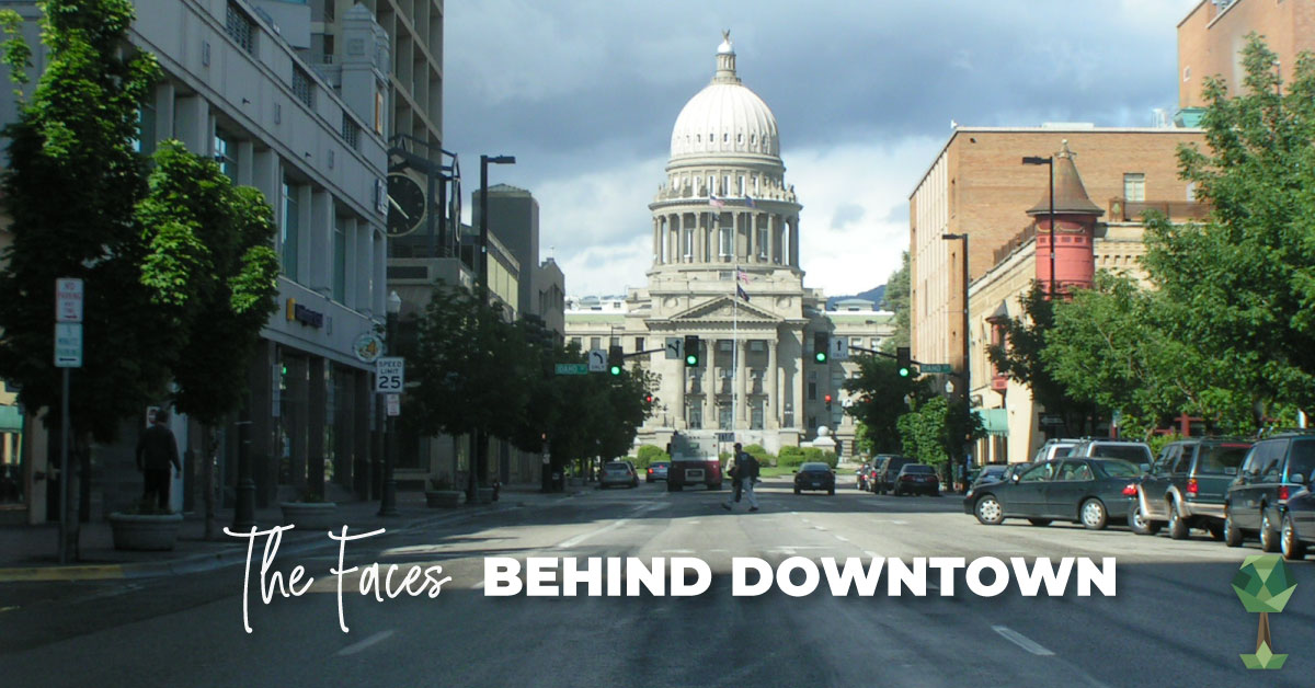 Get to Know the Faces Behind Downtown Boise
