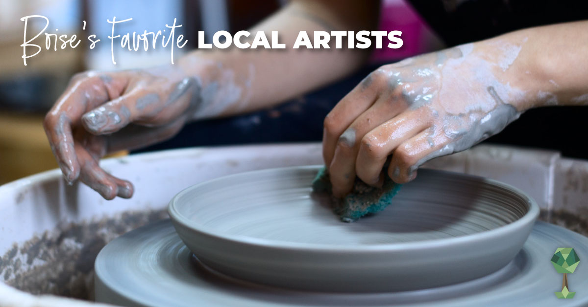 Boise's 10 Favorite Local Artists