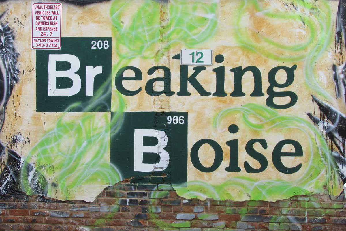 Freak Alley - Breaking Boise
