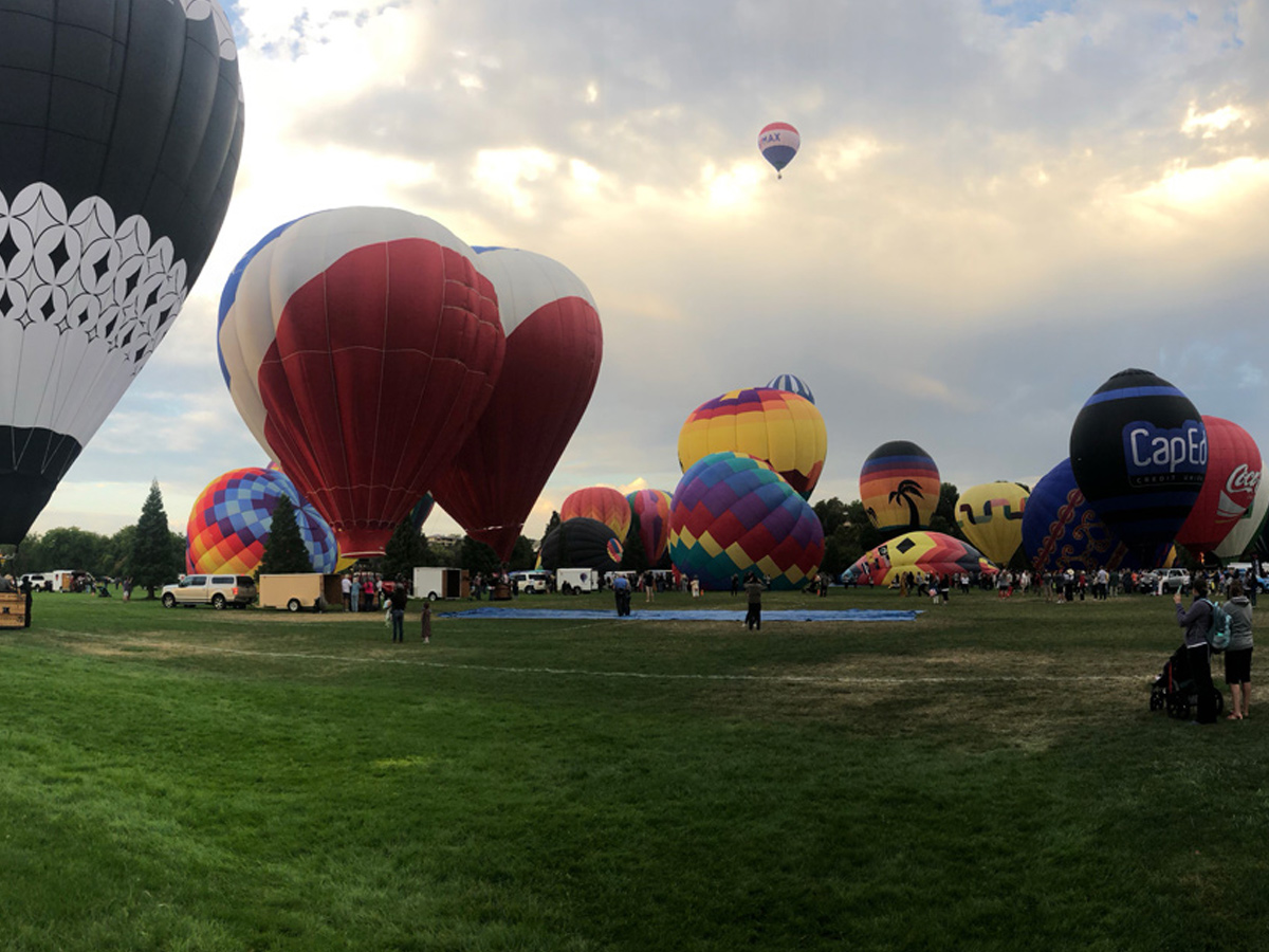 Spirit of Boise - Hot Air Balloons